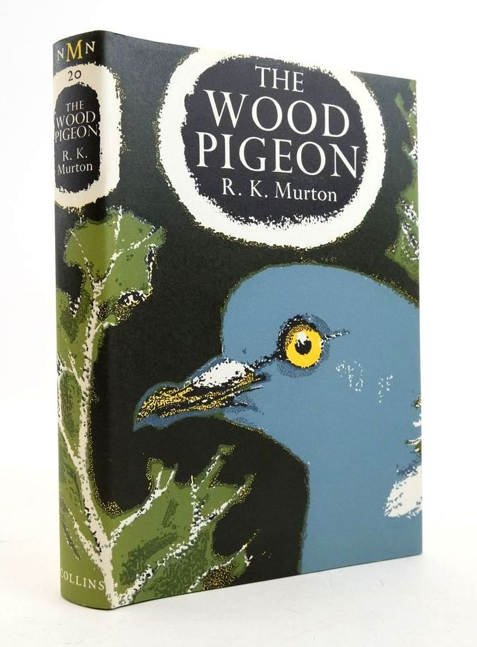 Photo of THE WOOD-PIGEON (NMN 20) written by Murton, R.K. published by Collins (STOCK CODE: 1822105)  for sale by Stella & Rose's Books