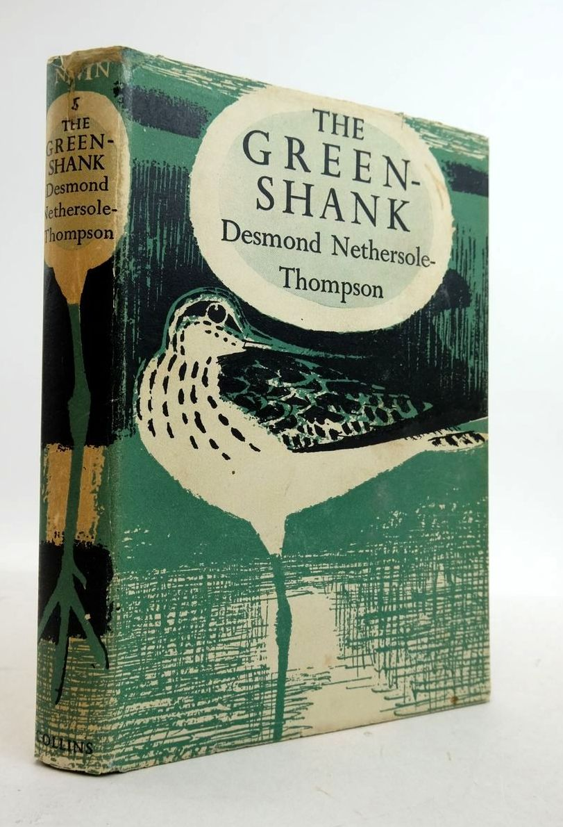 Photo of THE GREENSHANK (NMN 5) written by Nethersole-Thompson, Desmond published by Collins (STOCK CODE: 1822109)  for sale by Stella & Rose's Books