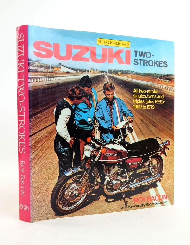 Photo of SUZUKI TWO-STROKES- Stock Number: 1822117
