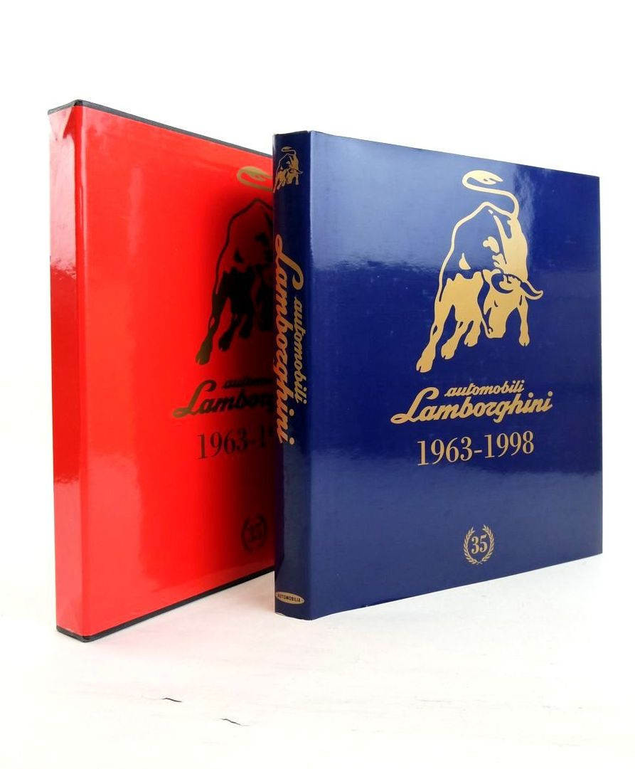 Photo of AUTOMOBILI LAMBORGHINI: CATALOGUE RAISONNE 1963-1998 written by Pasini, Stefano published by Automobilia (STOCK CODE: 1822119)  for sale by Stella & Rose's Books