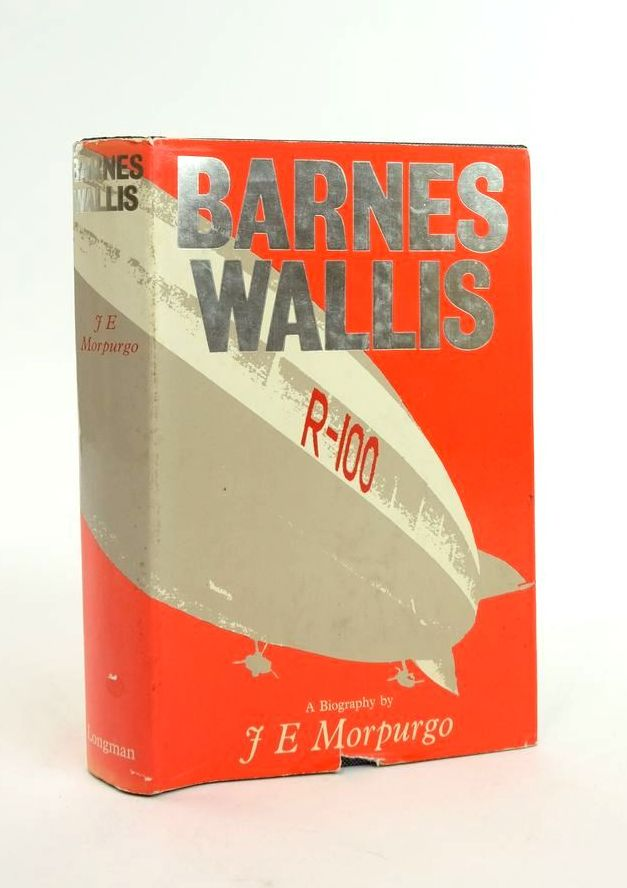 Photo of BARNES WALLIS: A BIOGRAPHY written by Morpurgo, J.E. published by Longman (STOCK CODE: 1822129)  for sale by Stella & Rose's Books