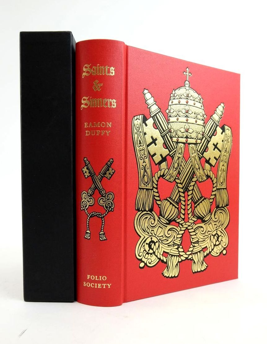 Photo of SAINTS & SINNERS: A HISTORY OF THE POPES- Stock Number: 1822134