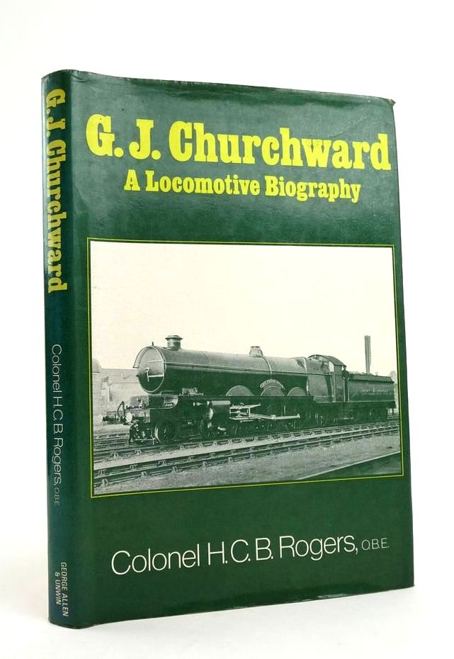 Photo of G.J. CHURCHWARD: A LOCOMOTIVE BIOGRAPHY- Stock Number: 1822137