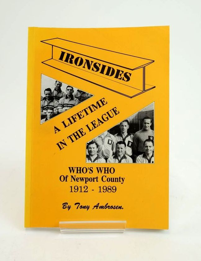 Photo of THE IRONSIDES: A LIFETIME IN THE LEAGUE- Stock Number: 1822170
