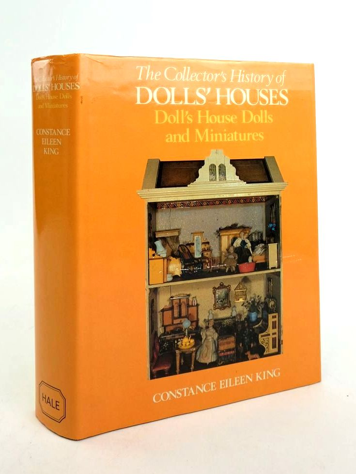 Photo of THE COLLECTOR'S HISTORY OF DOLLS' HOUSES, DOLL'S HOUSE DOLLS AND MINIATURES- Stock Number: 1822176