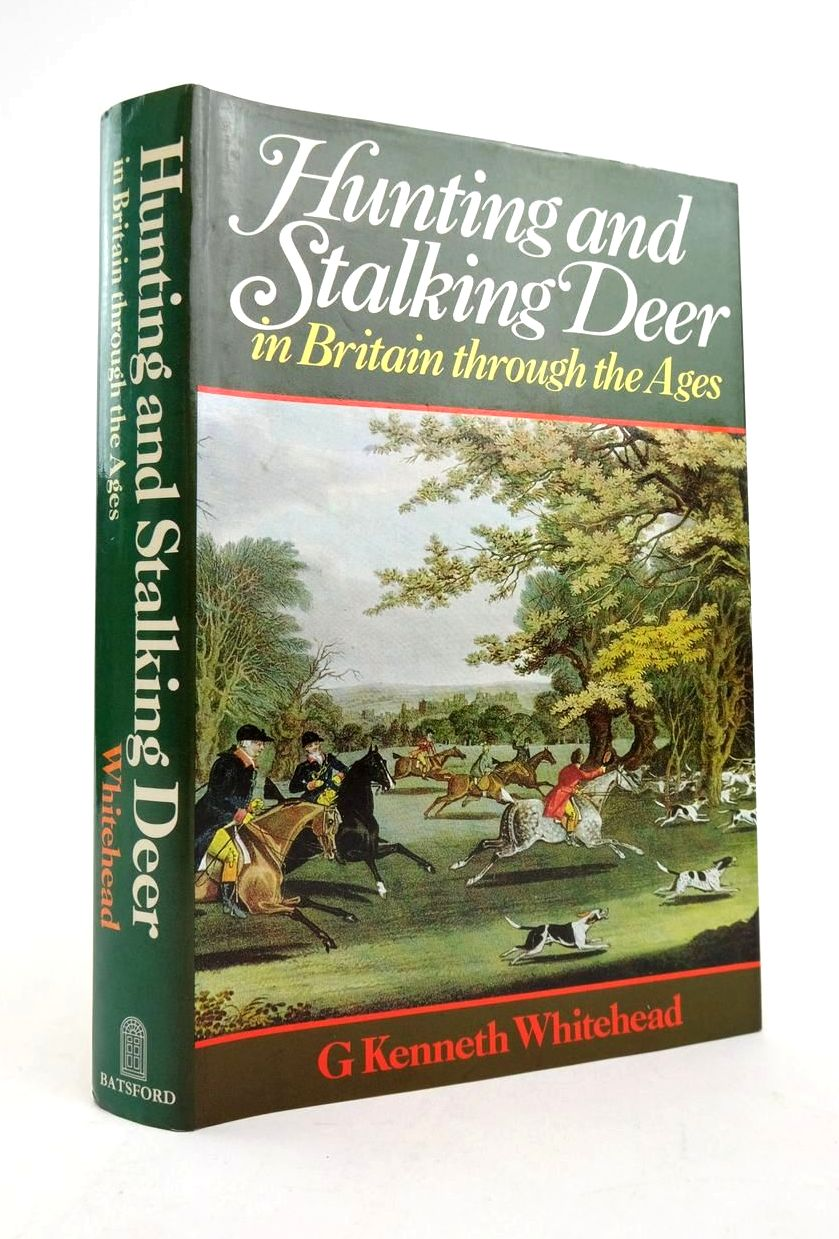Photo of HUNTING & STALKING DEER IN BRITAIN THROUGH THE AGES- Stock Number: 1822186