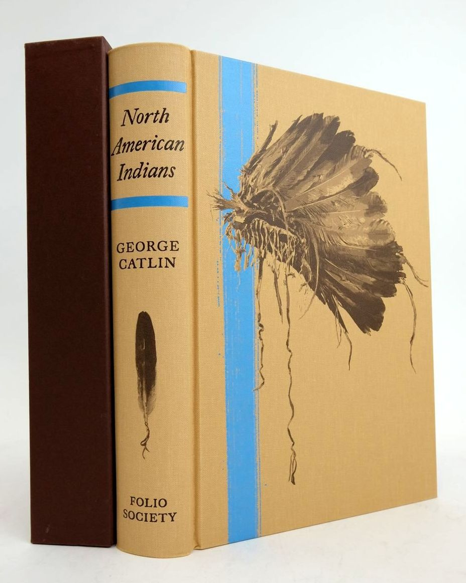 Photo of LETTERS AND NOTES ON THE MANNERS, CUSTOMS AND CONDITION OF THE NORTH AMERICAN INDIANS- Stock Number: 1822215