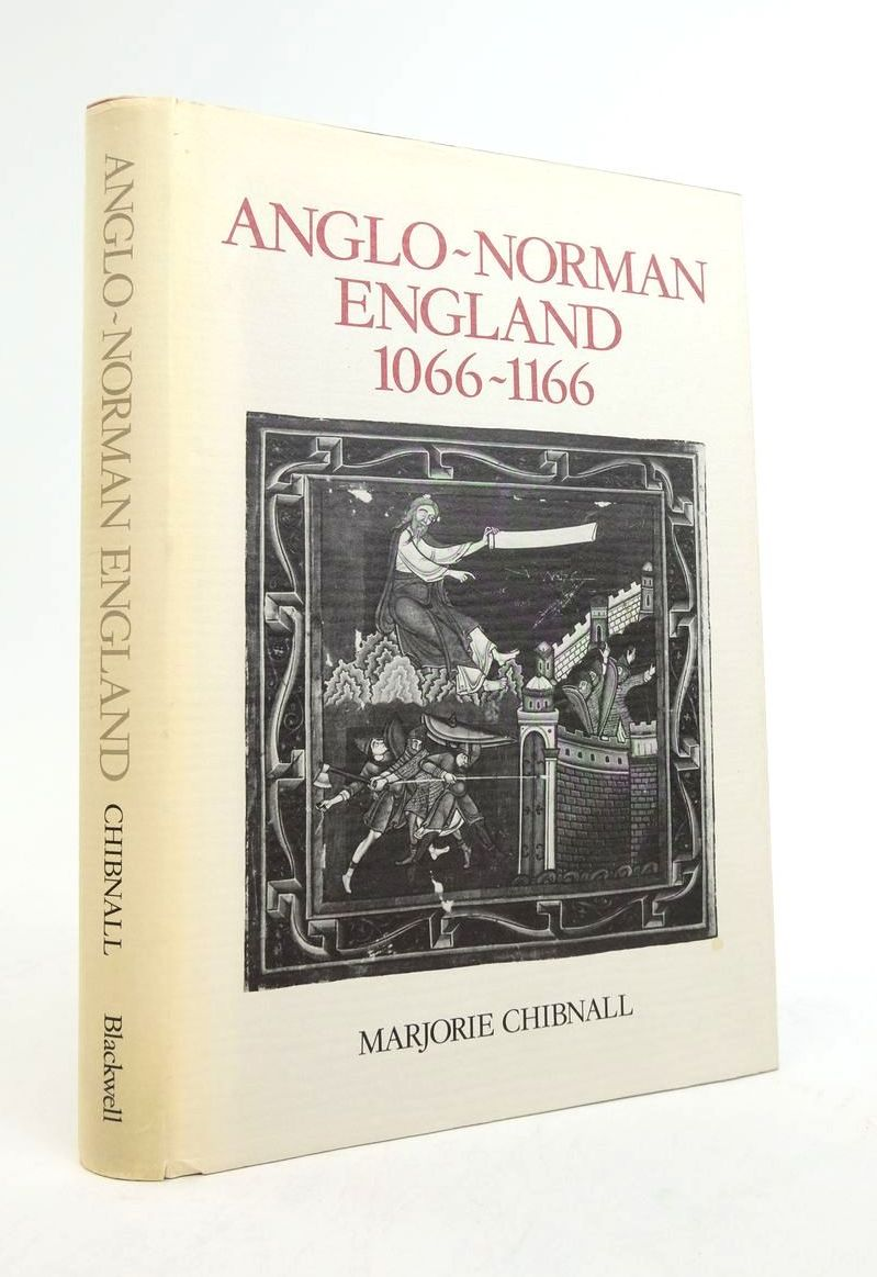 Photo of ANGLO-NORMAN ENGLAND 1066-1166 written by Chibnall, Marjorie published by Basil Blackwell (STOCK CODE: 1822218)  for sale by Stella & Rose's Books