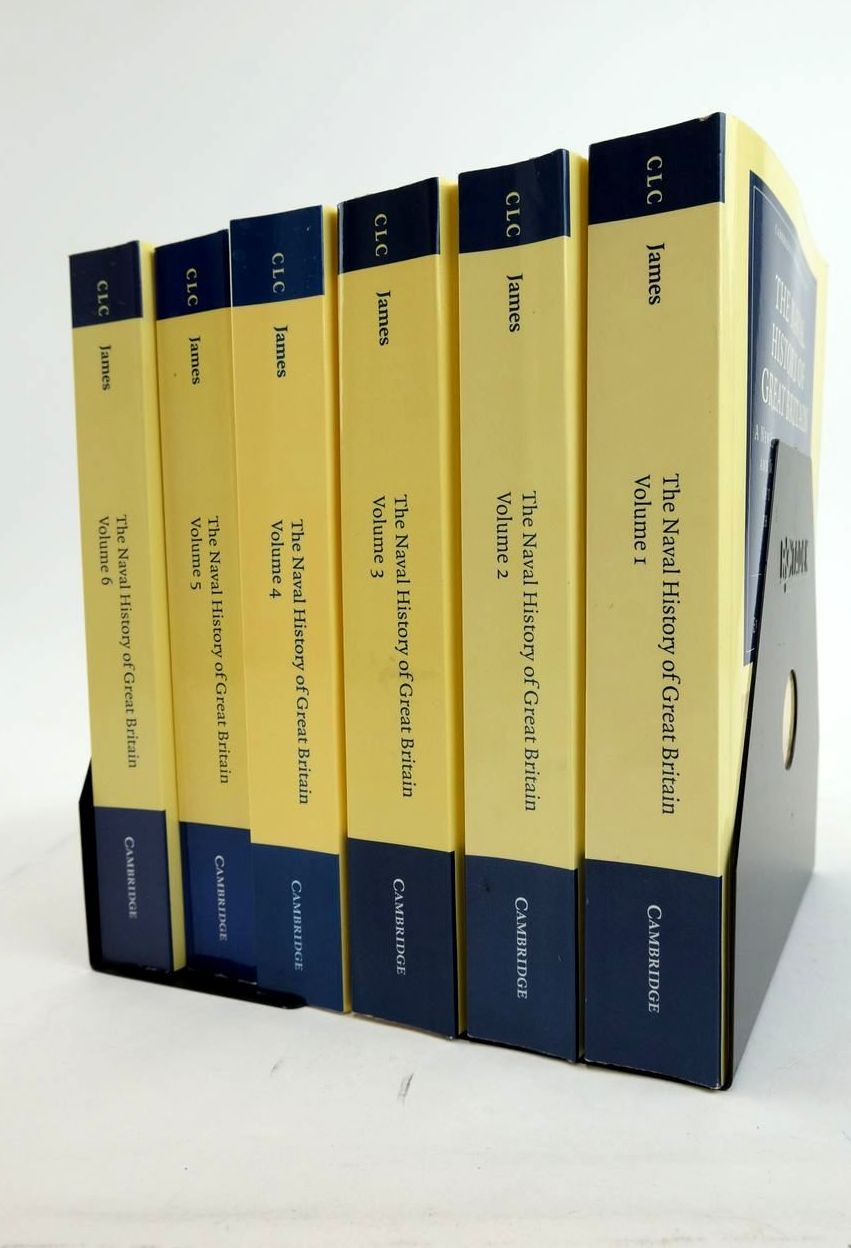 Photo of THE NAVAL HISTORY OF GREAT BRITAIN: A NEW EDITION (6 VOLUMES)- Stock Number: 1822219