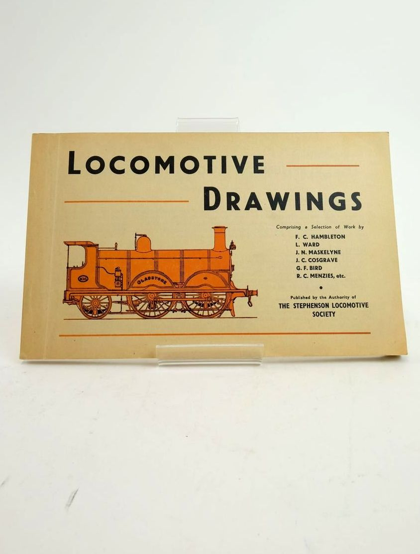 Photo of LOCOMOTIVE DRAWINGS- Stock Number: 1822226