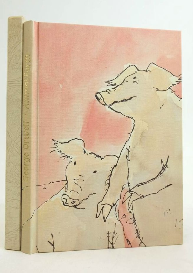 Photo of ANIMAL FARM: A FAIRY STORY- Stock Number: 1822246