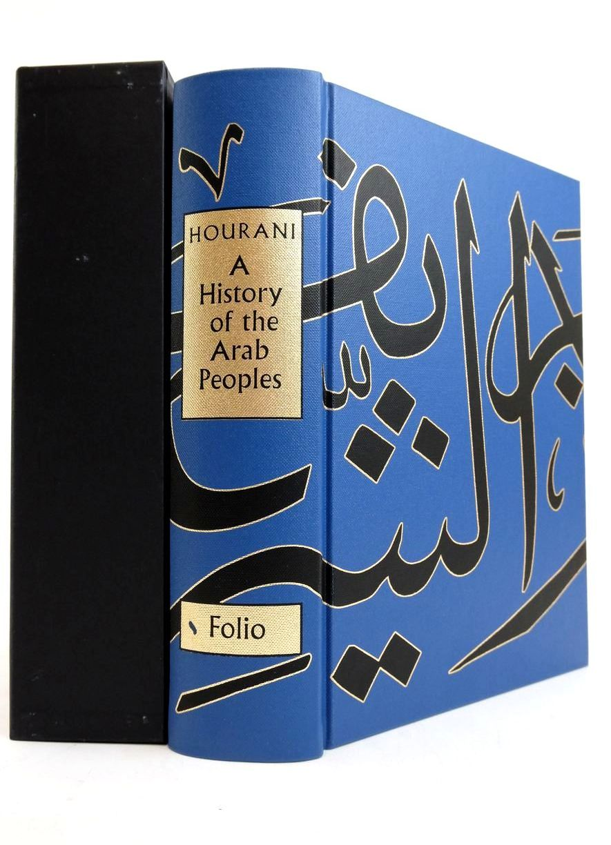Photo of A HISTORY OF THE ARAB PEOPLES- Stock Number: 1822248