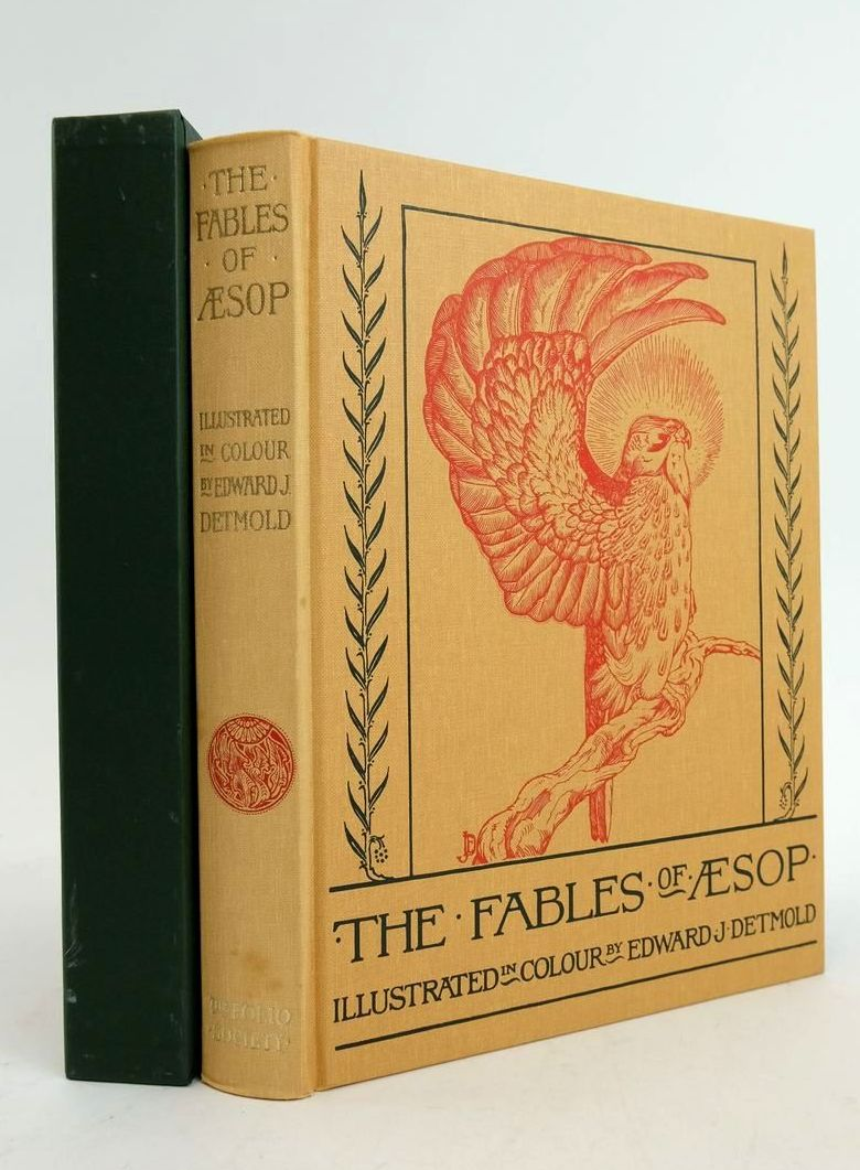 Photo of THE FABLES OF AESOP written by Aesop,  illustrated by Detmold, Edward J. published by Folio Society (STOCK CODE: 1822263)  for sale by Stella & Rose's Books