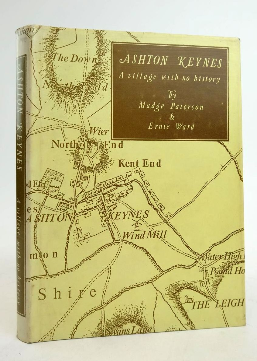 Photo of ASHTON KEYNES: A VILLAGE WITH NO HISTORY written by Paterson, Madge Ward, Ernie published by Keith Cowley (STOCK CODE: 1822300)  for sale by Stella & Rose's Books