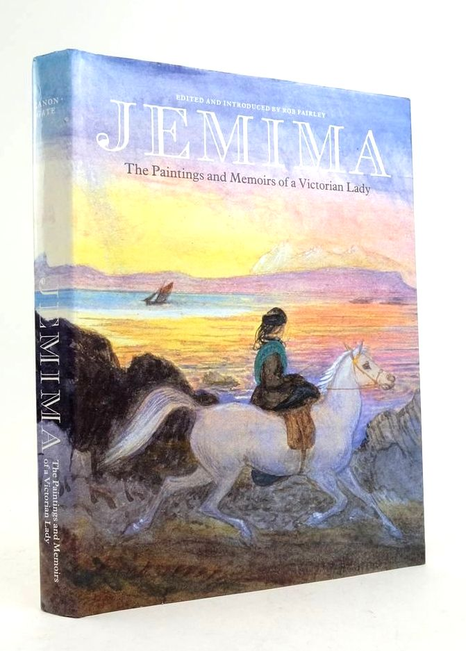 Photo of JEMIMA: THE PAINTINGS AND MEMOIRS OF A VICTORIAN LADY- Stock Number: 1822307