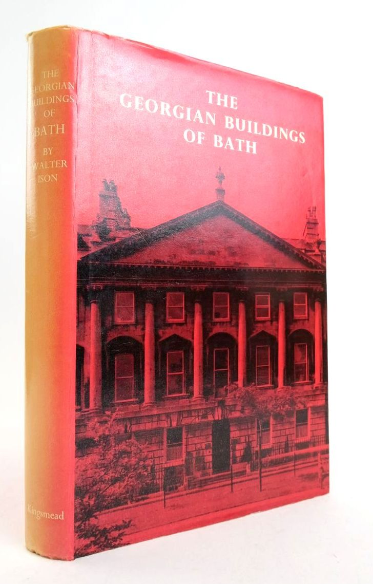 Photo of THE GEORGIAN BUILDINGS OF BATH FROM 1700 TO 1830 written by Ison, Walter published by Kingsmead Reprints (STOCK CODE: 1822310)  for sale by Stella & Rose's Books