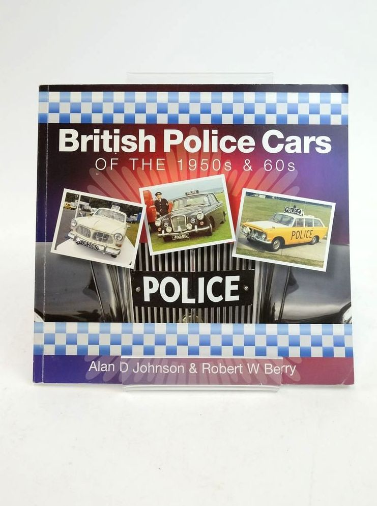 Photo of BRITISH POLICE CARS OF THE 1950S & '60S.- Stock Number: 1822325