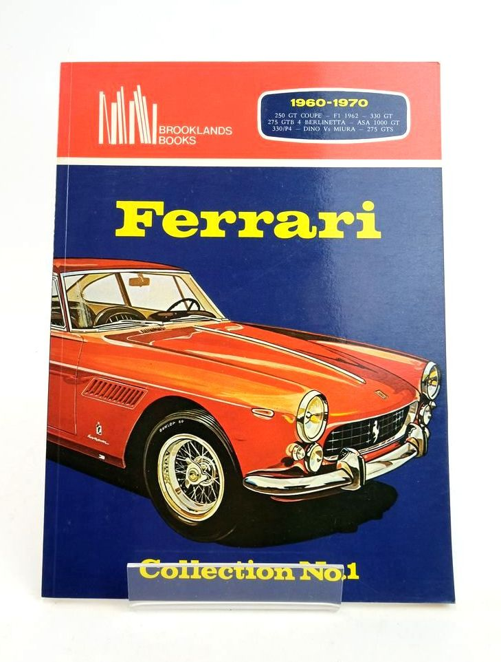 Photo of FERRARI COLLECTION No.1- Stock Number: 1822326