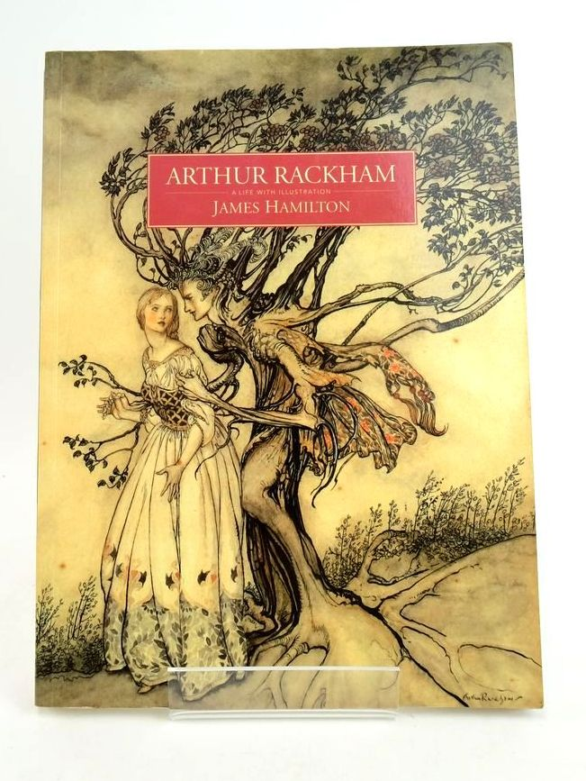 Photo of ARTHUR RACKHAM - A LIFE WITH ILLUSTRATION- Stock Number: 1822330
