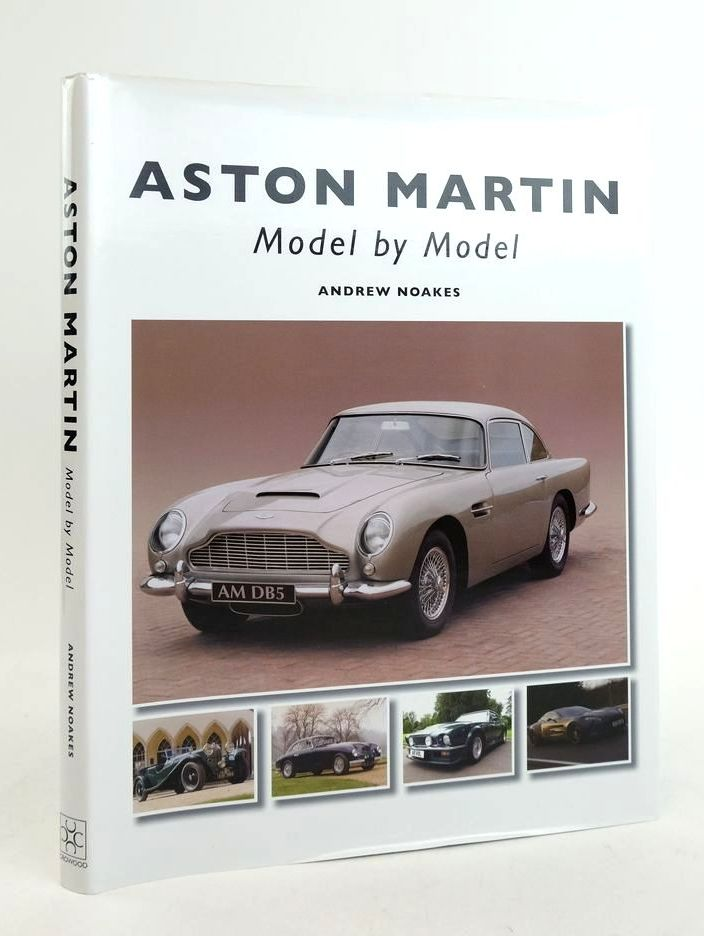 Photo of ASTON MARTIN: MODEL BY MODEL written by Noakes, Andrew published by The Crowood Press (STOCK CODE: 1822341)  for sale by Stella & Rose's Books