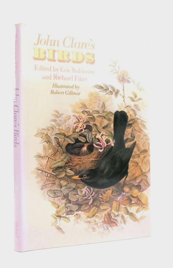 Photo of JOHN CLARE'S BIRDS- Stock Number: 1822355