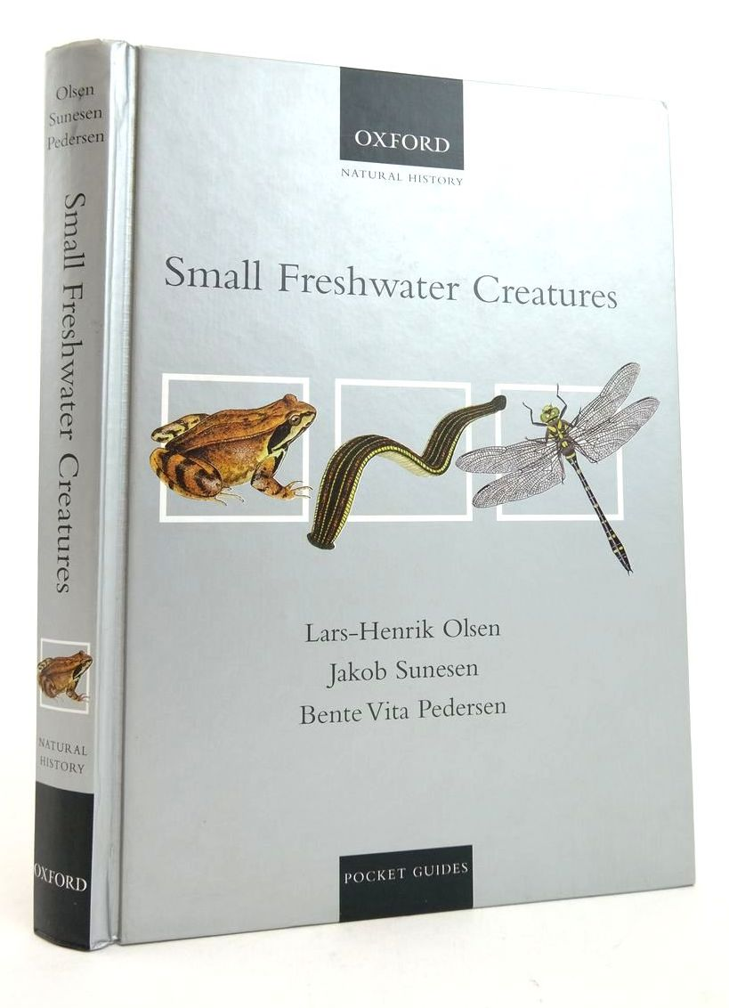 Photo of SMALL FRESHWATER CREATURES (POCKET GUIDES)- Stock Number: 1822359