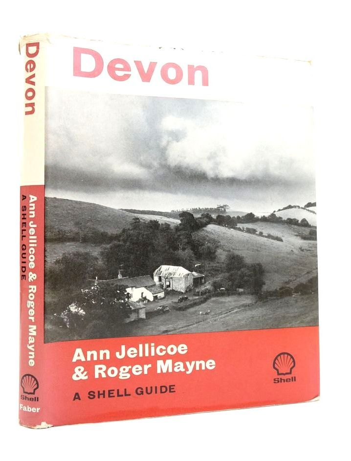Photo of DEVON: A SHELL GUIDE- Stock Number: 1822363