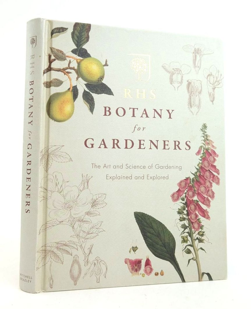 Photo of RHS BOTANY FOR GARDENERS- Stock Number: 1822366