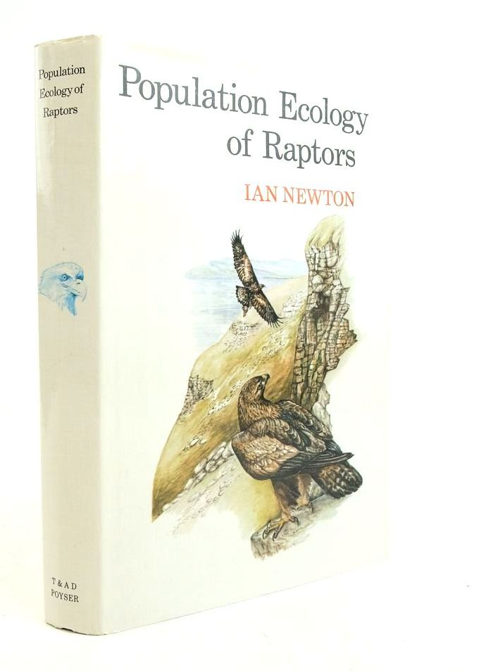 Photo of POPULATION ECOLOGY OF RAPTORS- Stock Number: 1822370