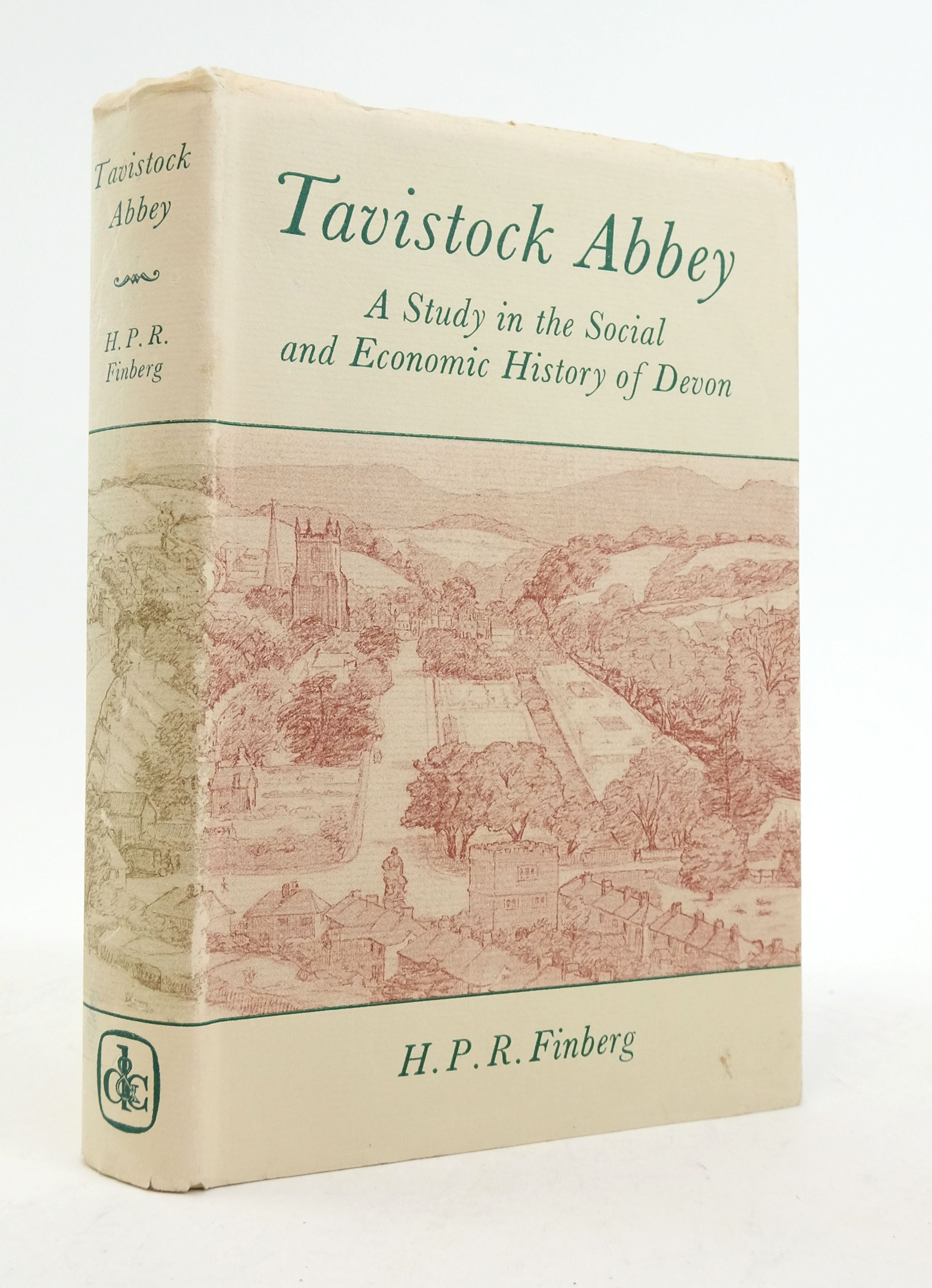 Photo of TAVISTOCK ABBEY: A STUDY IN THE SOCIAL AND ECONOMIC HISTORY OF DEVON written by Finberg, H.P.R. published by David & Charles (STOCK CODE: 1822375)  for sale by Stella & Rose's Books