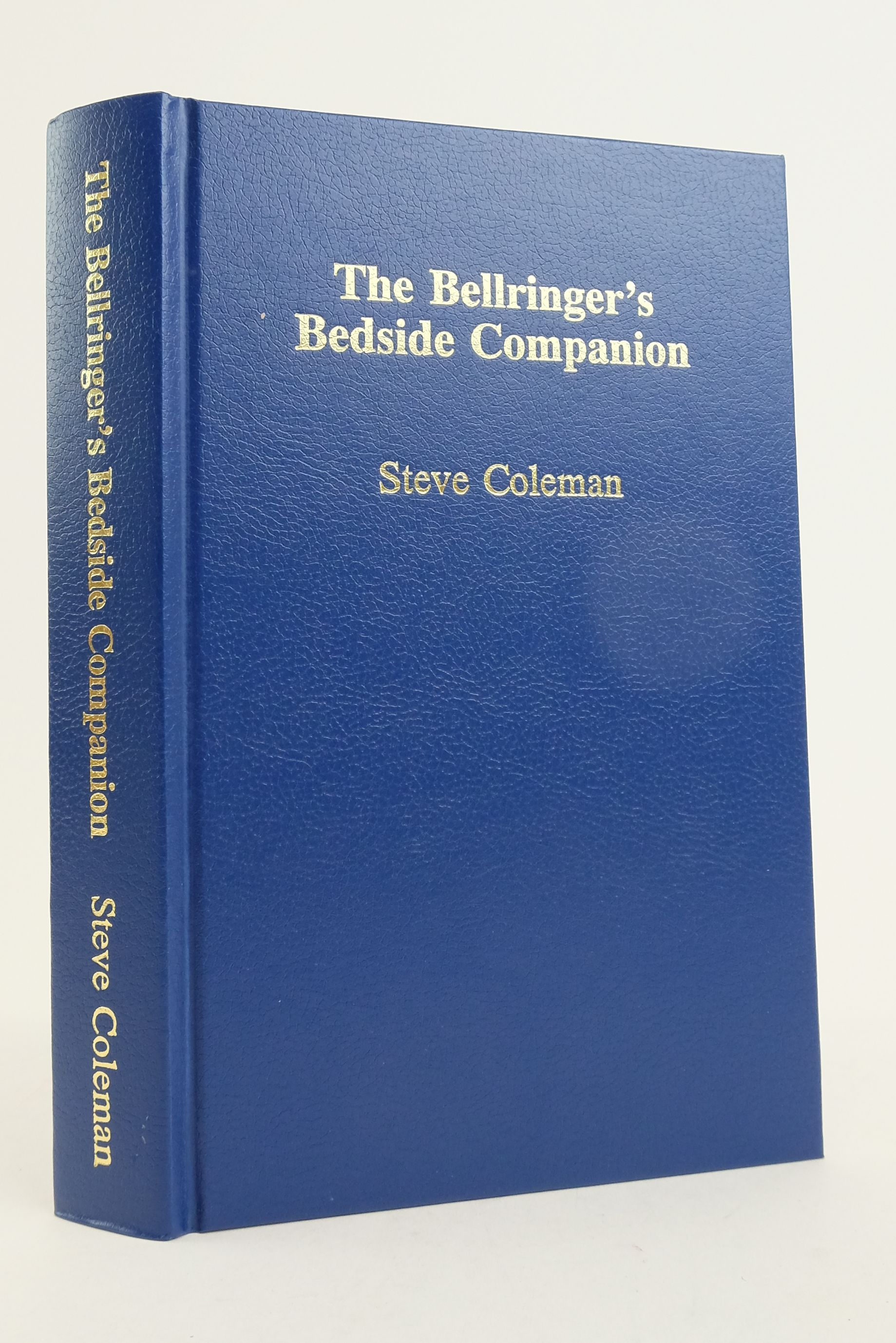 Photo of THE BELLRINGER'S BEDSIDE COMPANION- Stock Number: 1822379