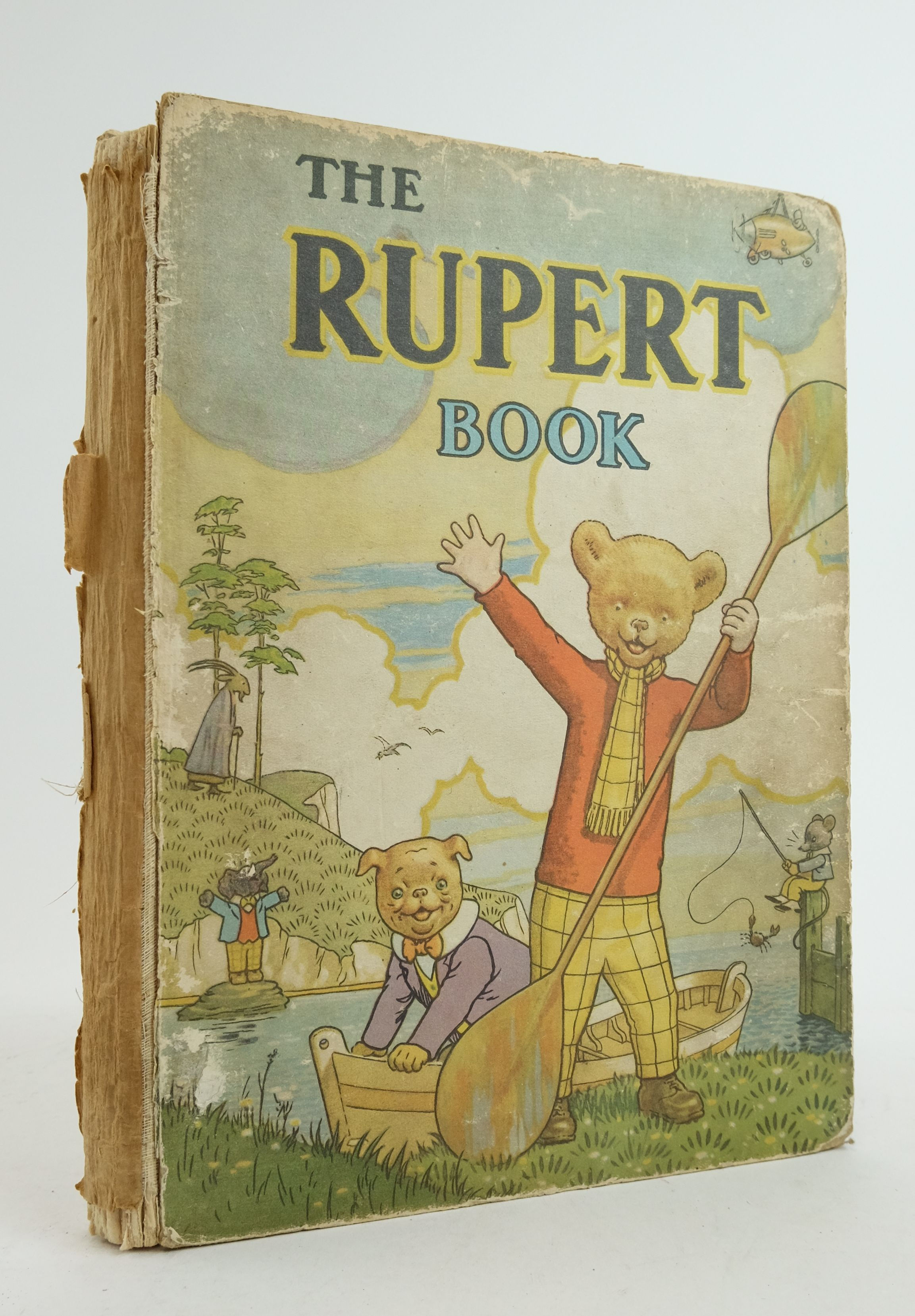 Photo of RUPERT ANNUAL 1941 - THE RUPERT BOOK- Stock Number: 1822382