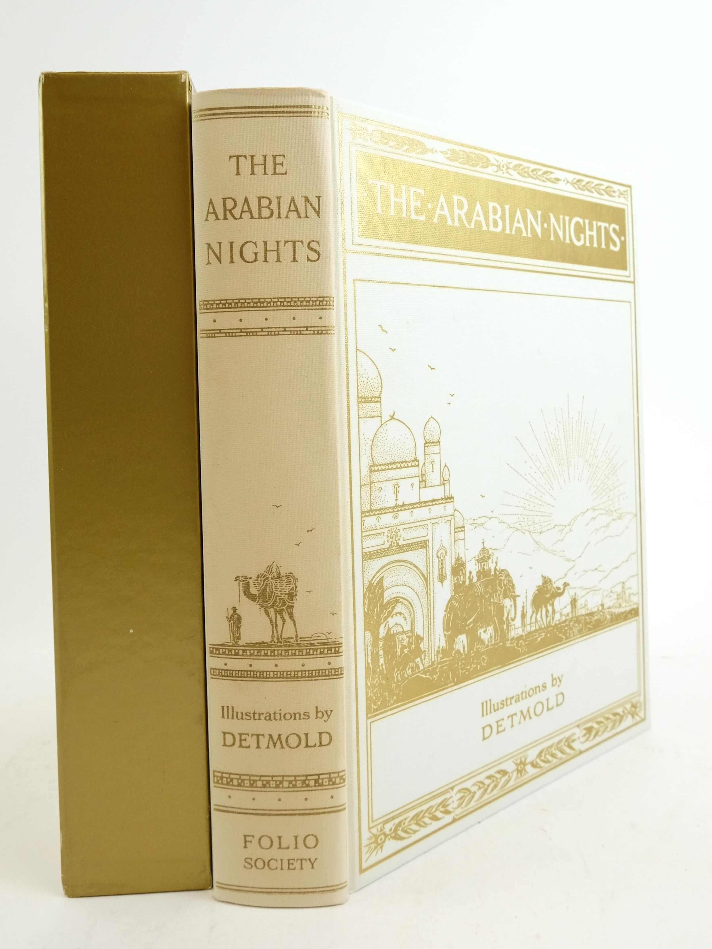 Photo of THE ARABIAN NIGHTS- Stock Number: 1822386