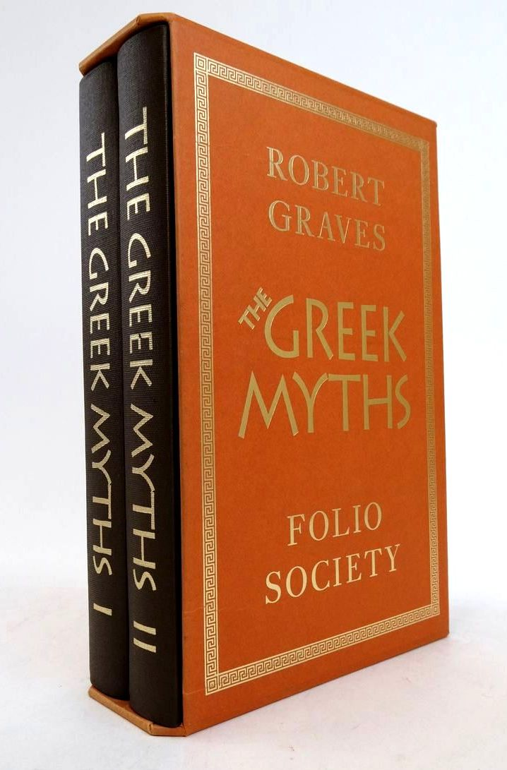 Photo of THE GREEK MYTHS (2 VOLUMES)- Stock Number: 1822394