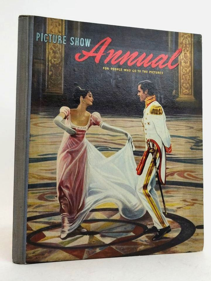 Photo of PICTURE SHOW ANNUAL 1958- Stock Number: 1822399