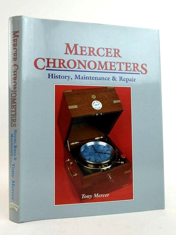 Photo of MERCER CHRONOMETERS: HISTORY, MAINTENANCE & REPAIR- Stock Number: 1822408