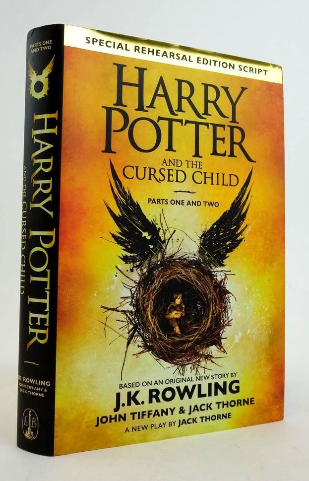 Photo of HARRY POTTER AND THE CURSED CHILD: PARTS ONE AND TWO- Stock Number: 1822414