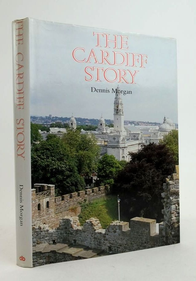 Photo of THE CARDIFF STORY written by Morgan, Dennis published by D. Brown & Sons Limited (STOCK CODE: 1822415)  for sale by Stella & Rose's Books