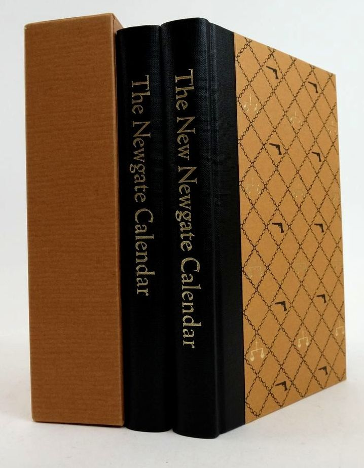 Photo of THE NEWGATE CALENDAR & THE NEW NEWGATE CALENDAR (2 VOLUMES) written by Birkett, Norman published by Folio Society (STOCK CODE: 1822437)  for sale by Stella & Rose's Books