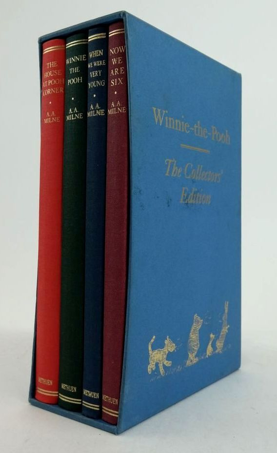 Photo of WINNIE-THE-POOH THE COLLECTORS' EDITION- Stock Number: 1822441