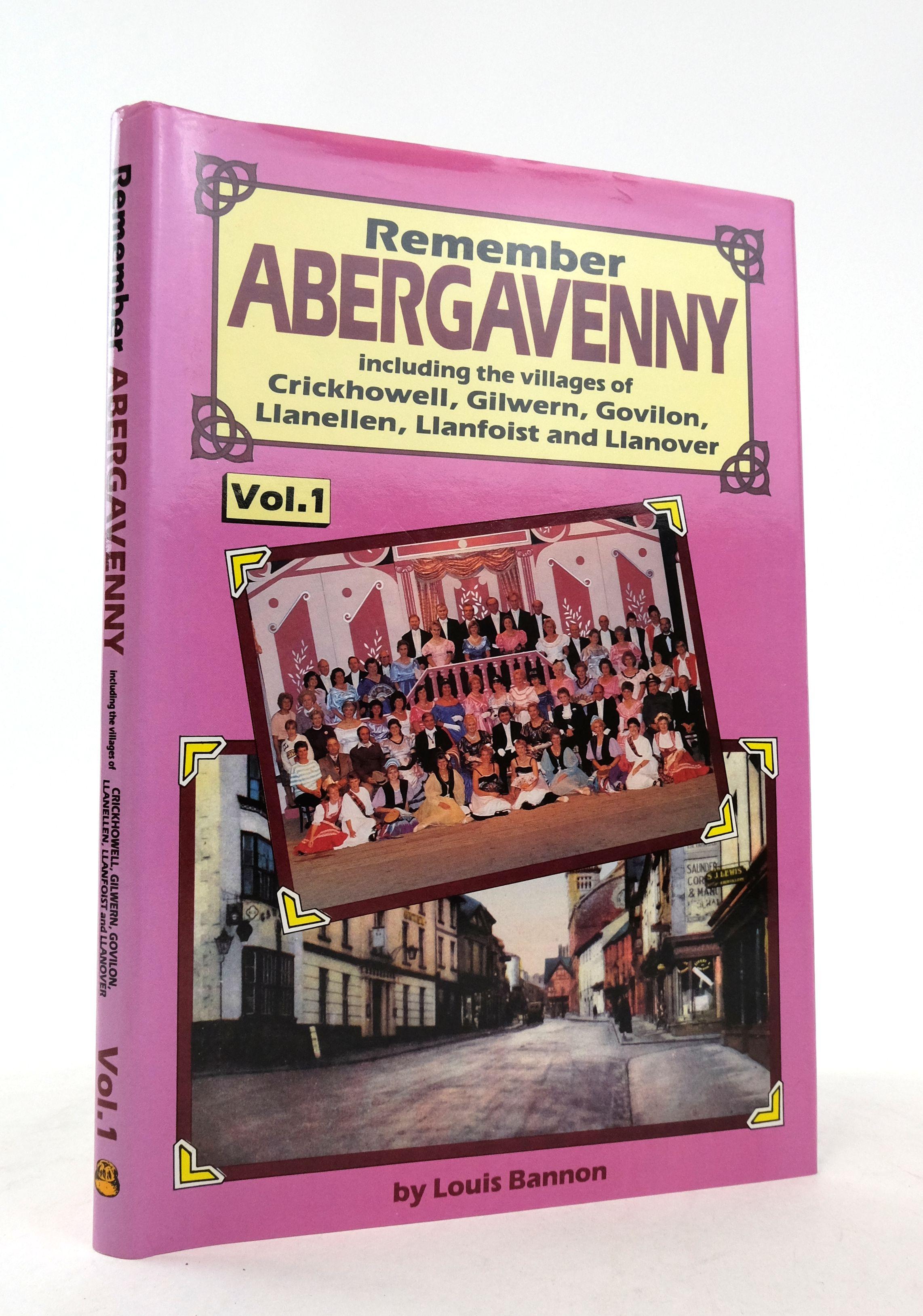 Photo of REMEMBER ABERGAVENNY VOLUME 1- Stock Number: 1822460