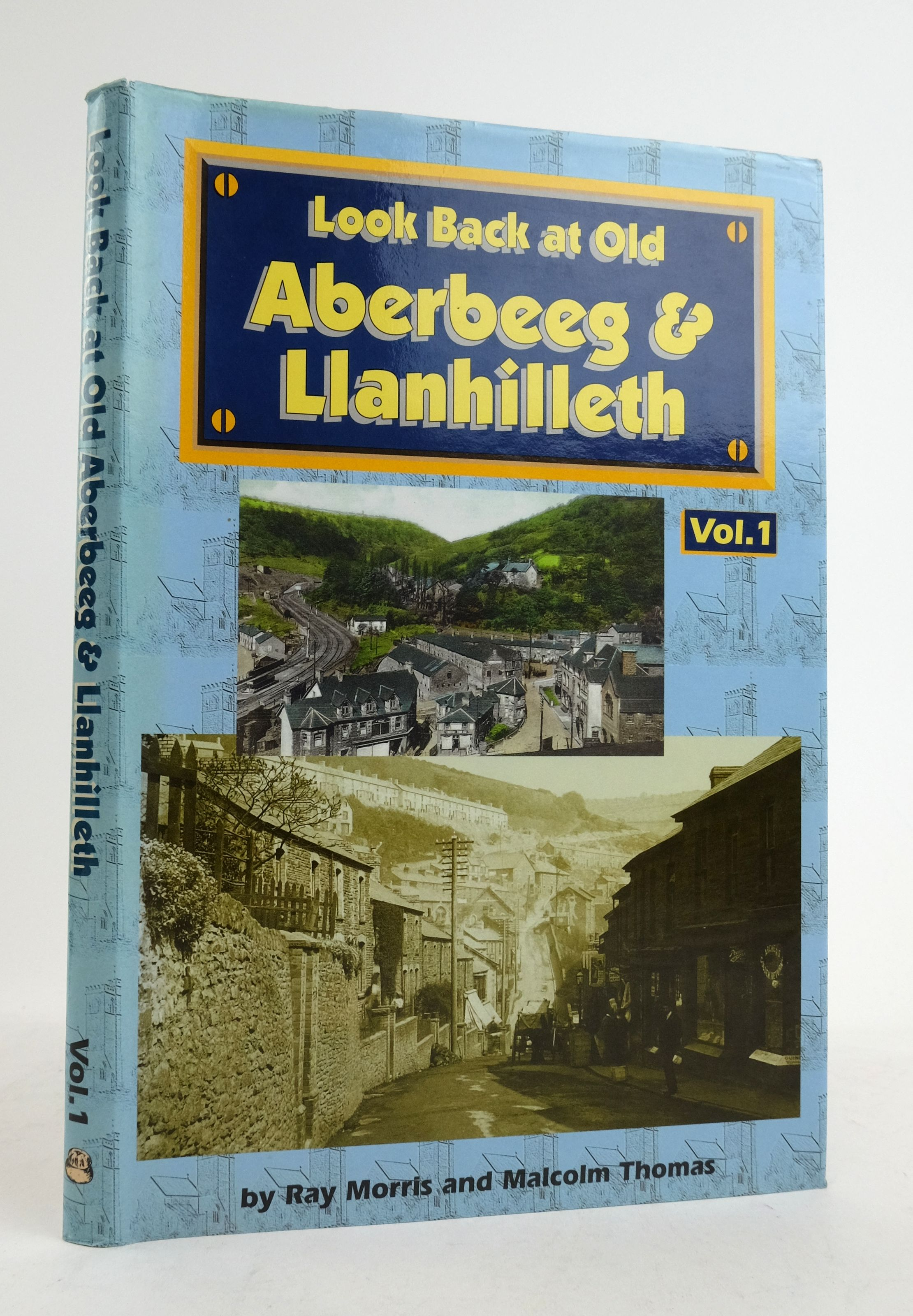 Photo of LOOK BACK AT OLD ABERBEEG & LLANHILLETH VOLUME 1- Stock Number: 1822465