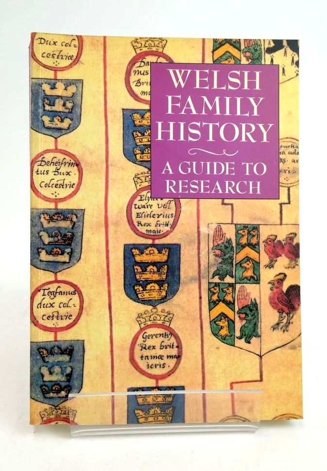 Photo of WELSH FAMILY HISTORY A GUIDE TO RESEARCH written by Rowlands, John published by Association Of Family History Societies Of Wales (STOCK CODE: 1822478)  for sale by Stella & Rose's Books