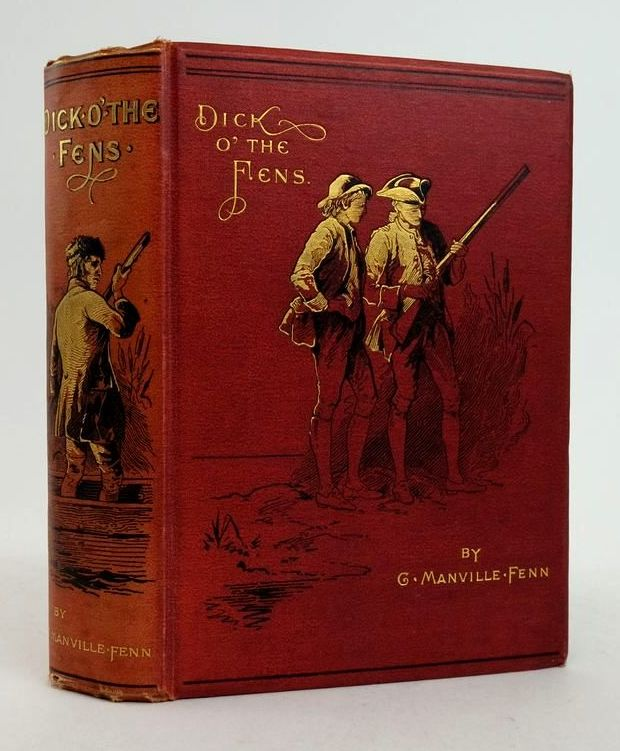 Photo of DICK O' THE FENS: A TALE OF THE GREAT EAST SWAMP- Stock Number: 1822483