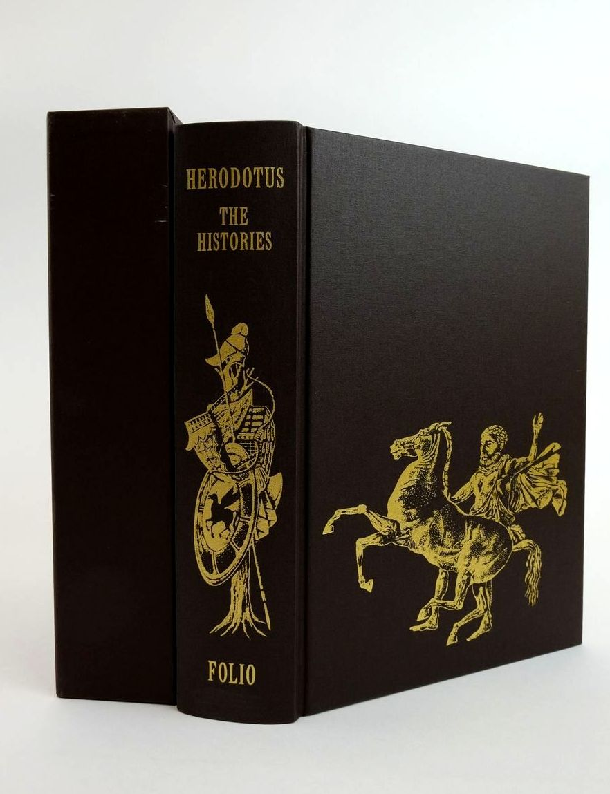 Photo of HERODOTUS: THE HISTORIES- Stock Number: 1822493