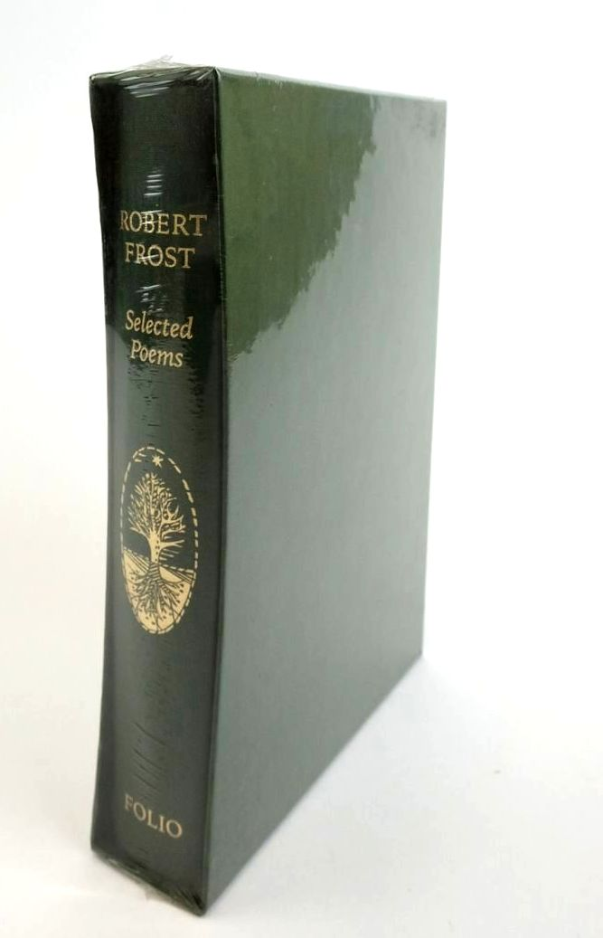 Photo of SELECTED POEMS written by Frost, Robert illustrated by Gibbs, Jonathan published by Folio Society (STOCK CODE: 1822509)  for sale by Stella & Rose's Books