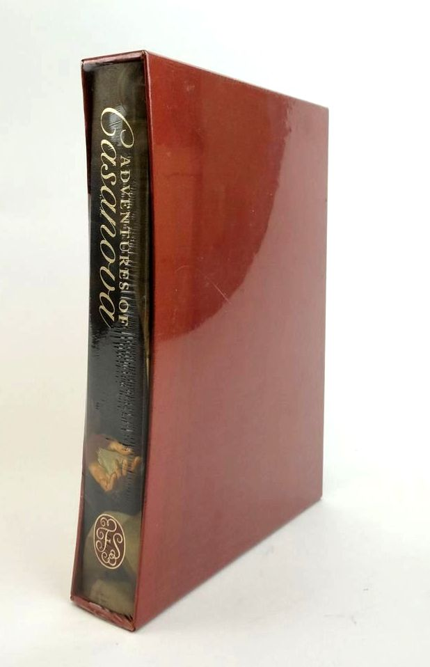 Photo of ADVENTURES OF CASANOVA: EPISODES FROM THE HISTORY OF MY LIFE- Stock Number: 1822531