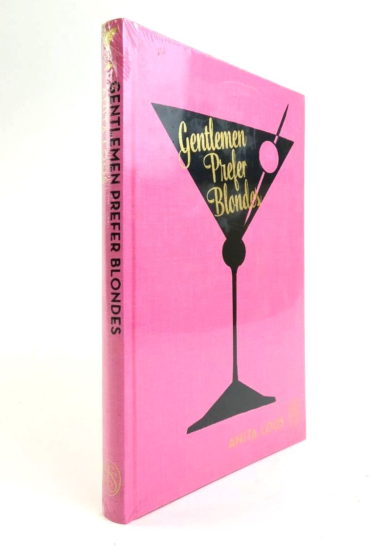 Photo of GENTLEMEN PREFER BLONDES written by Loos, Anita illustrated by Ffolkes, Michael published by Folio Society (STOCK CODE: 1822540)  for sale by Stella & Rose's Books