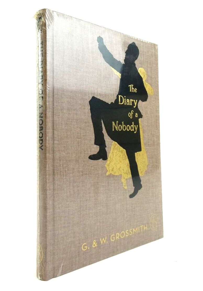 Photo of THE DIARY OF A NOBODY written by Grossmith, George Grossmith, Weedon illustrated by Grossmith, Weedon published by Folio Society (STOCK CODE: 1822544)  for sale by Stella & Rose's Books