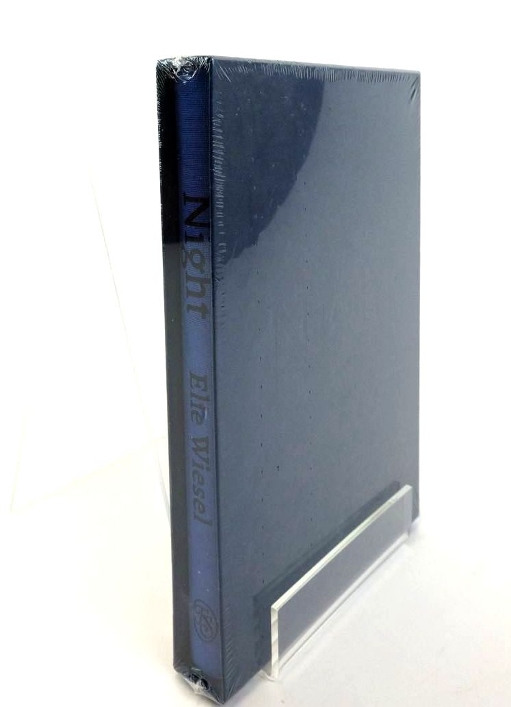 Photo of NIGHT written by Wiesel, Elie Mauriac, Francois published by Folio Society (STOCK CODE: 1822561)  for sale by Stella & Rose's Books